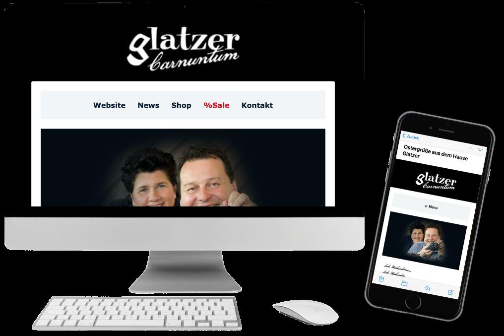 Glatzer Newsletter
