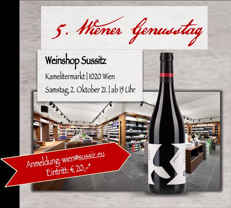 5. Wiener Genusstag bei Sussitz